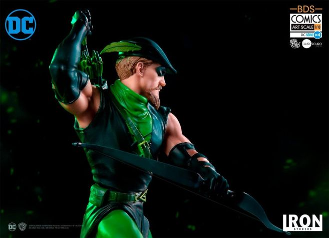 Iron Studios - DC Comics - Green Arrow - 08