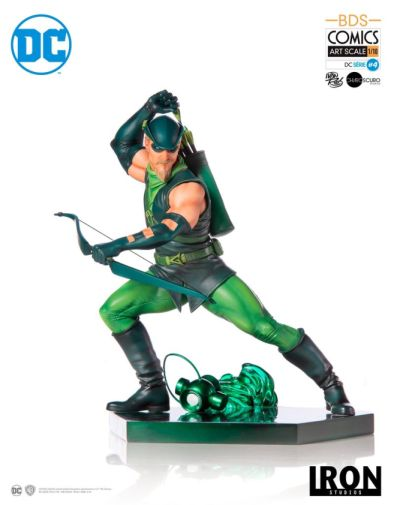 Iron Studios - DC Comics - Green Arrow - 10