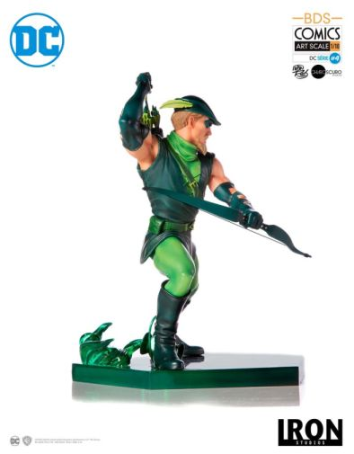 Iron Studios - DC Comics - Green Arrow - 11