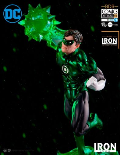 Iron Studios - DC Comics - Green Lantern - 02