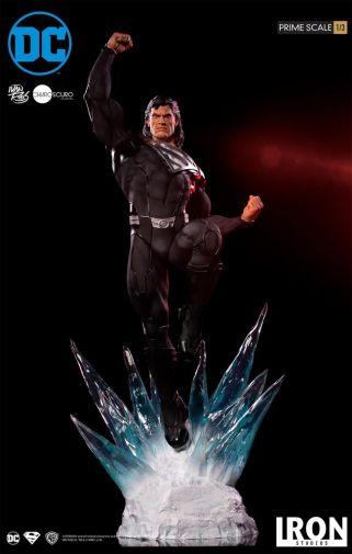 Iron Studios - DC Comics - Superman - Black Suit - 05