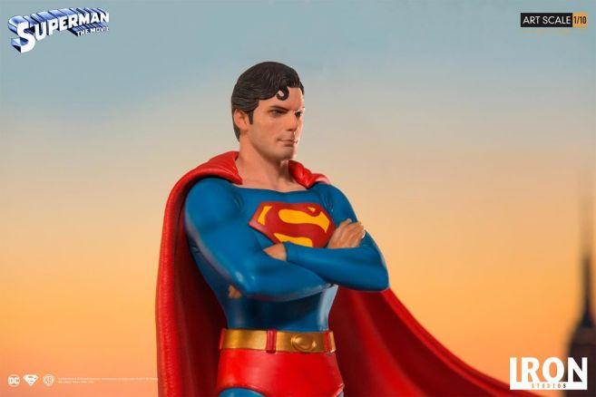 Iron Studios - DC Comics - Superman The Movie - 06
