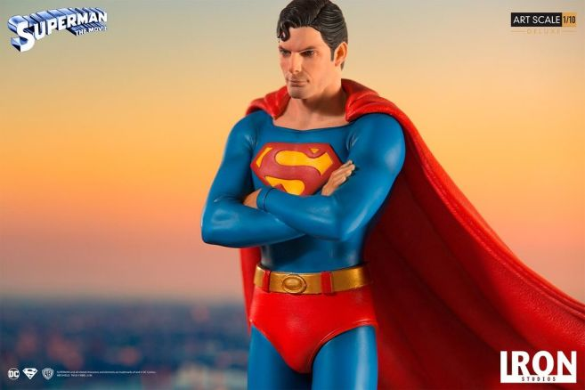 Iron Studios - DC Comics - Superman The Movie - 07