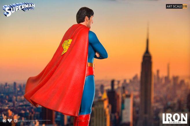 Iron Studios - DC Comics - Superman The Movie - 09