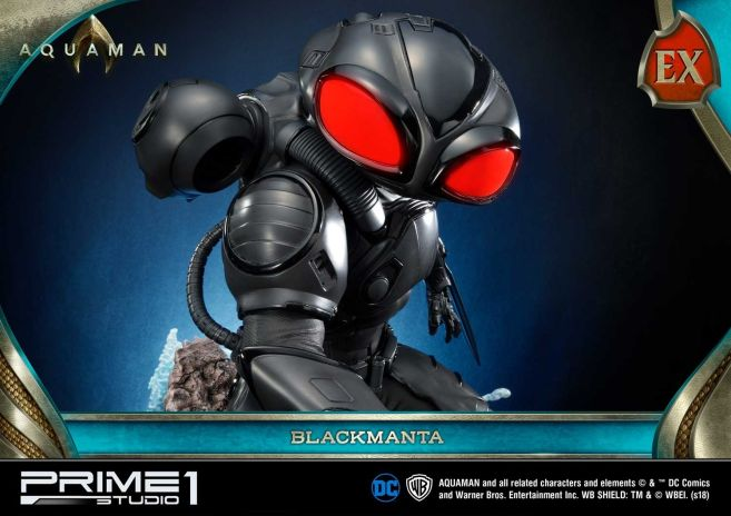 Prime 1 Studio - Aquaman - Black Manta - 24