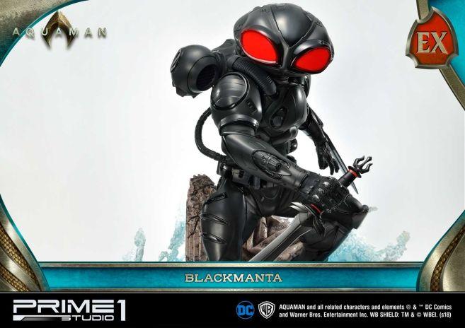 Prime 1 Studio - Aquaman - Black Manta - 25
