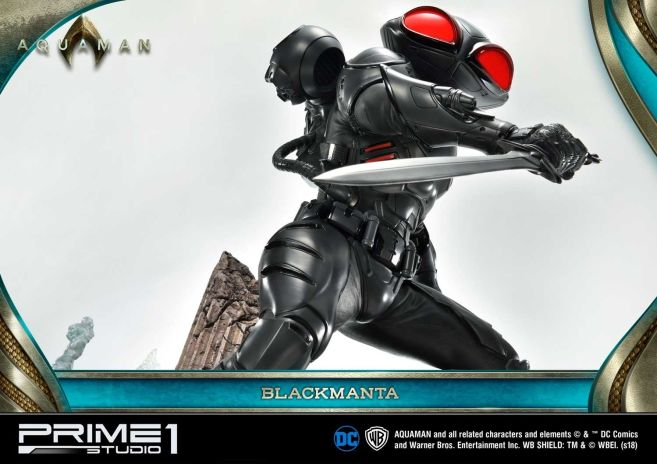 Prime 1 Studio - Aquaman - Black Manta - 44