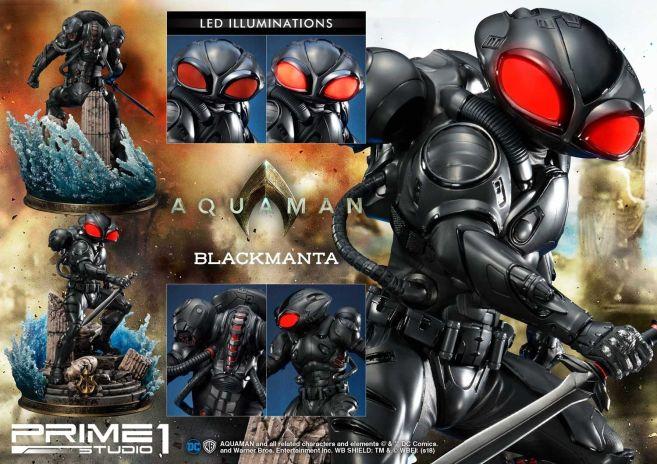 Prime 1 Studio - Aquaman - Black Manta - 47
