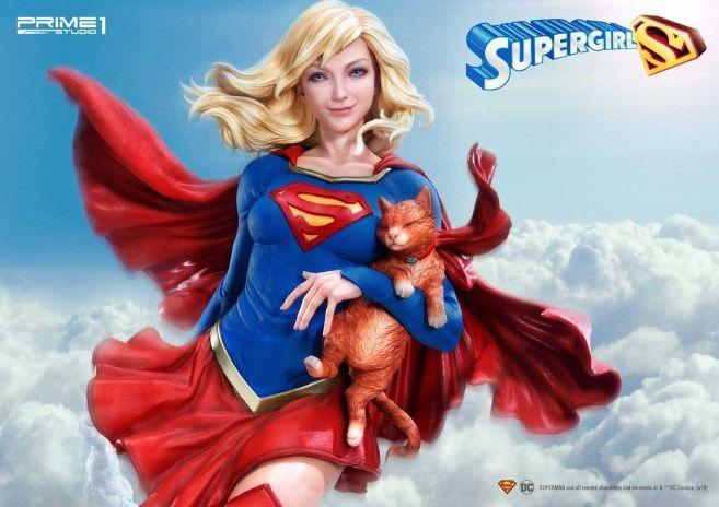 Prime 1 Studio - Superman - Supergirl - 08