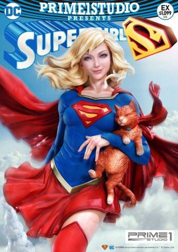 Prime 1 Studio - Superman - Supergirl - 09