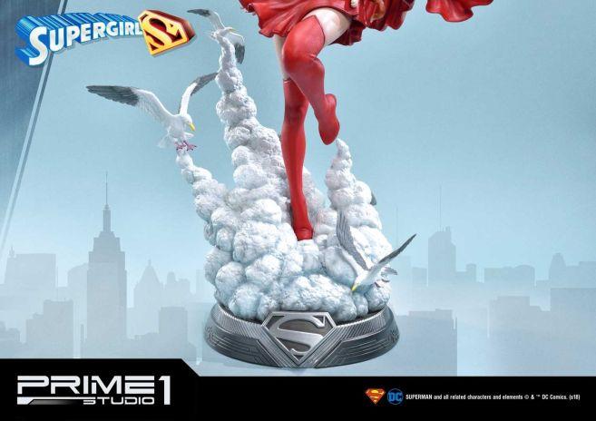Prime 1 Studio - Superman - Supergirl - 30