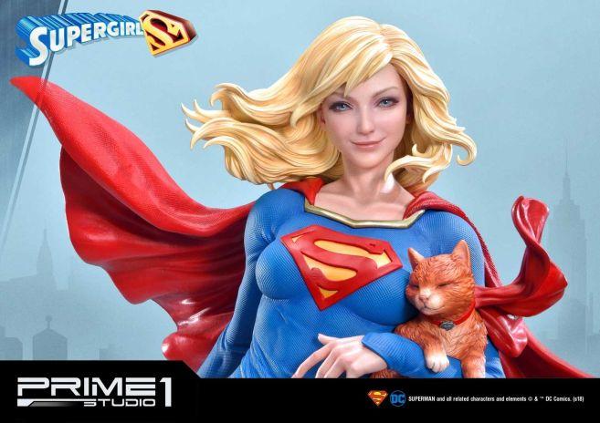 Prime 1 Studio - Superman - Supergirl - 31