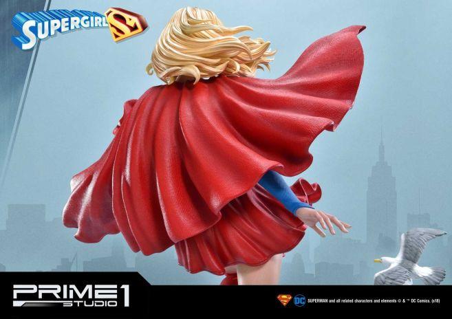Prime 1 Studio - Superman - Supergirl - 33