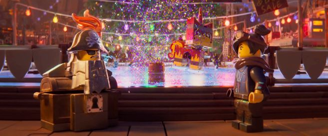 The Lego Movie 2 - Emmets Holiday Party - 06