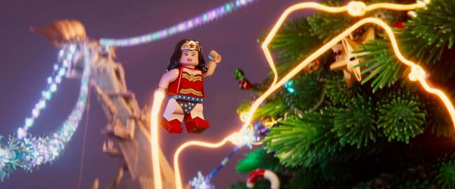 The Lego Movie 2 - Emmets Holiday Party - 10