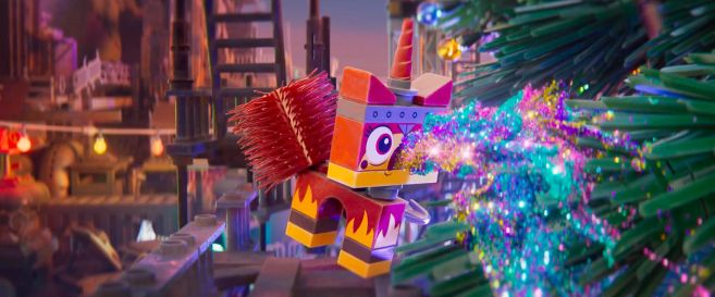 The Lego Movie 2 - Emmets Holiday Party - 13