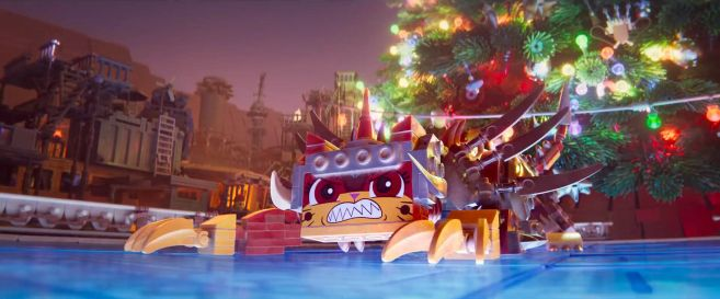 The Lego Movie 2 - Emmets Holiday Party - 20