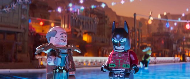 The Lego Movie 2 - Emmets Holiday Party - 21