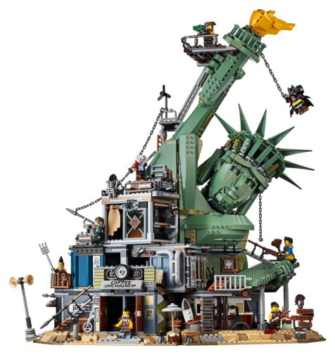 70840 - LEGO - The LEGO Movie 2 - Welcome to Apocalypseburg - 31