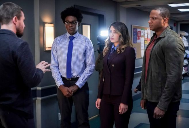 Arrow - Season 7 - Ep 12 - 01