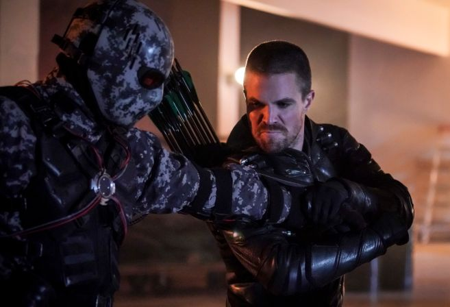 Arrow - Season 7 - Ep 12 - 10