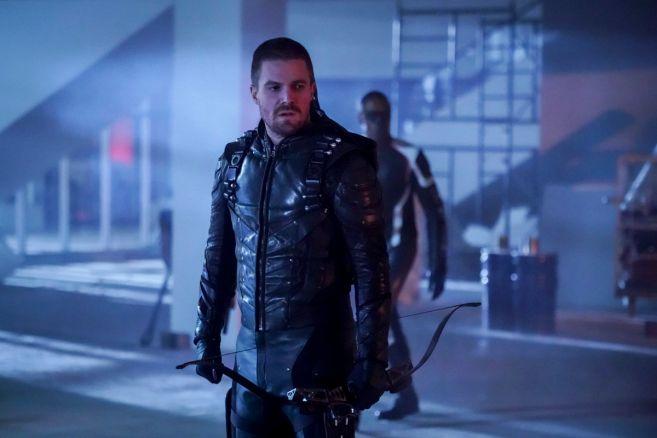 Arrow - Season 7 - Ep 12 - 14