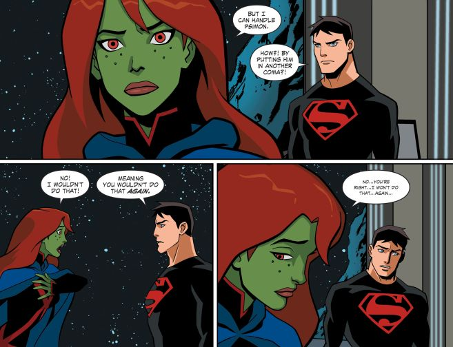 DC Universe Comics - Young Justice Outsiders - Chapter 1 - 02