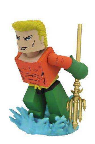 Diamond Select - January 2019 - DC Comics - Vinimates - Aquaman - 02