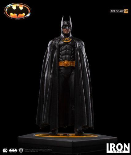 Iron Studios - Batman 1989 - Batman - 01