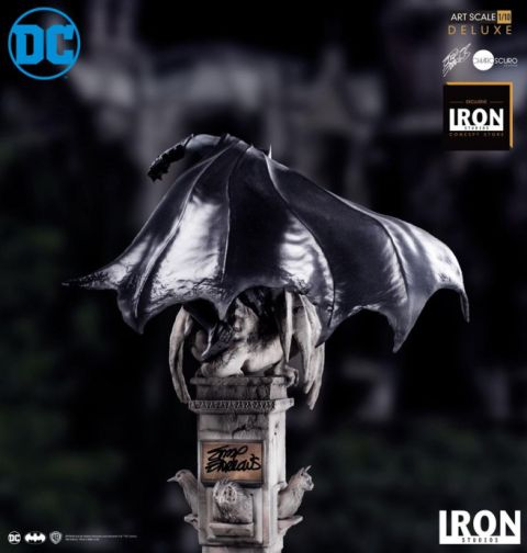 Iron Studios - Batman Deluxe Art Scale - Batman - 13
