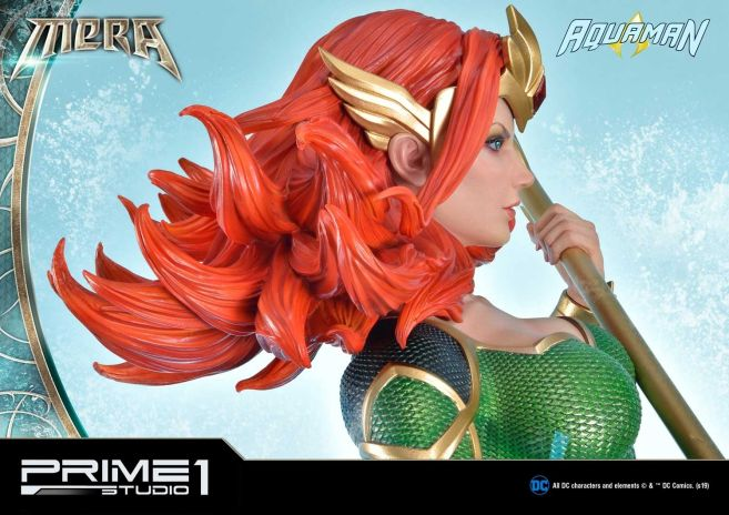 Prime 1 Studio - Aquaman - Mera - 37