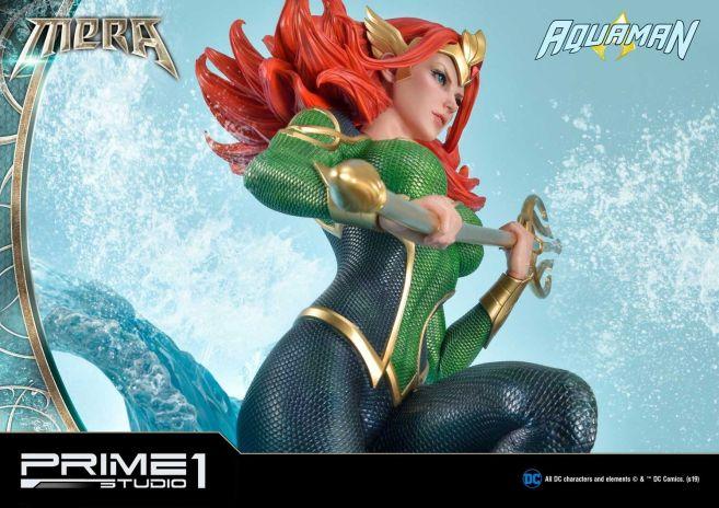 Prime 1 Studio - Aquaman - Mera - 42