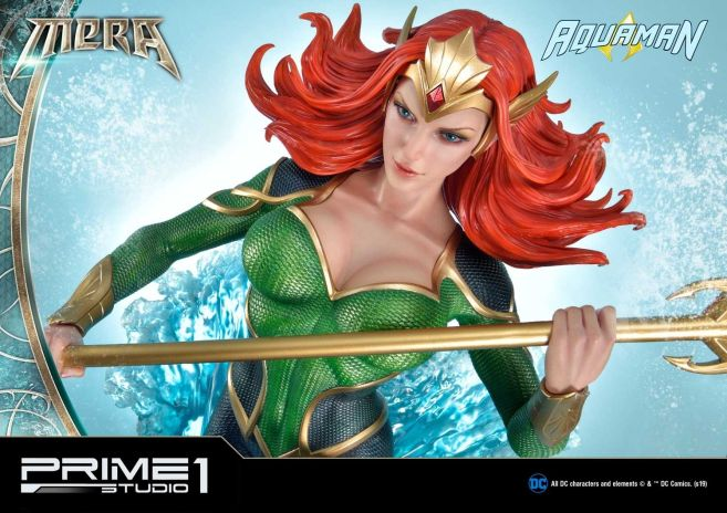 Prime 1 Studio - Aquaman - Mera - 43