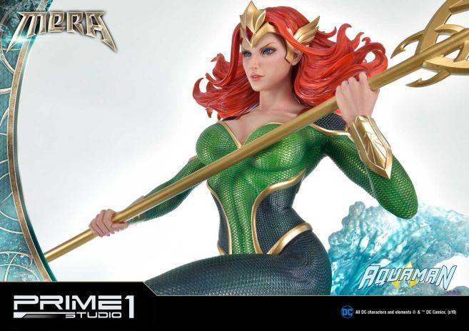 Prime 1 Studio - Aquaman - Mera - 53