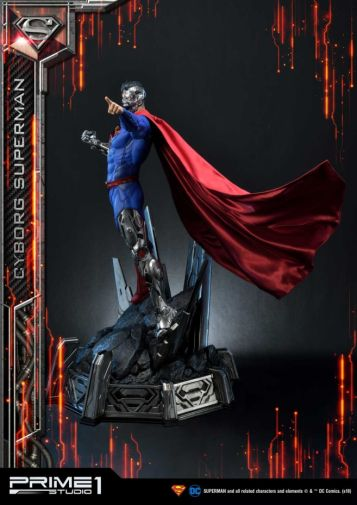 Prime 1 Studio - Superman - Cyborg Superman - 35