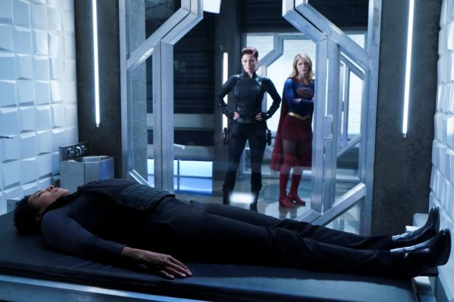 Supergirl - Season 4 - Ep 10 - 12