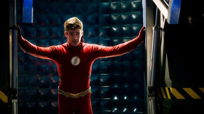 The Flash - Season 5 - Ep 10 - 13