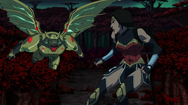 Young Justice Outsiders - Season 3 - Ep 01 - 05