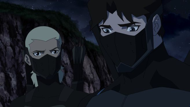 Young Justice Outsiders - Season 3 - Ep 04 - 04