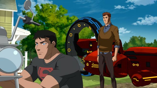 Young Justice Outsiders - Season 3 - Ep 04 - 08
