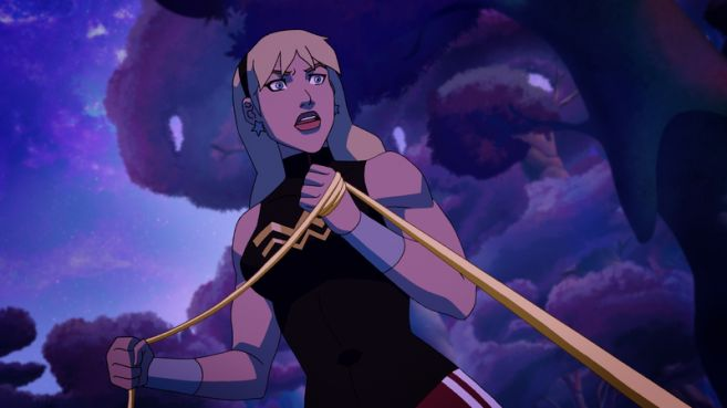 Young Justice Outsiders - Season 3 - Ep 05 - 10