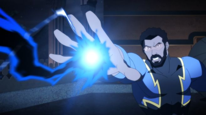 Young Justice Outsiders - Season 3 - Ep 06 - 08