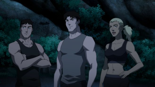 Young Justice Outsiders - Season 3 - Ep 07 - 01