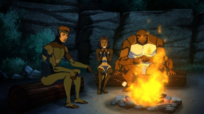 Young Justice Outsiders - Season 3 - Ep 07 - 09