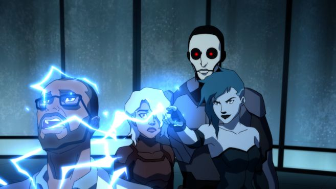 Young Justice Outsiders - Season 3 - Ep 08 - 11