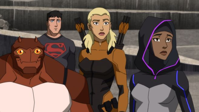 Young Justice Outsiders - Season 3 - Ep 09 - 05