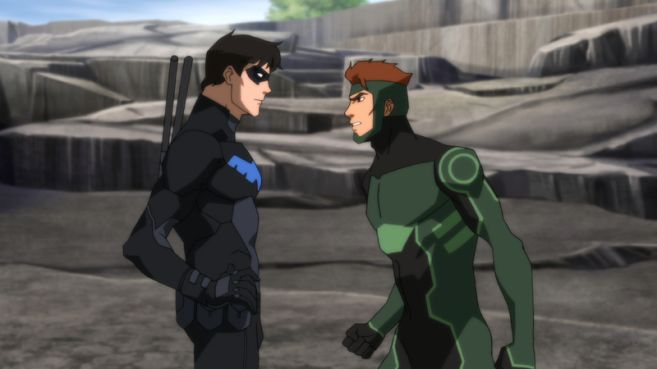 Young Justice: Outsiders Debuts Photos for Episodes 10, 11 ...