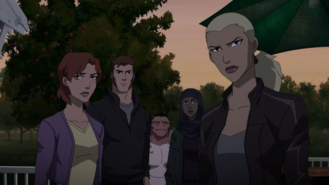 Young Justice Outsiders - Season 3 - Ep 12 - 02