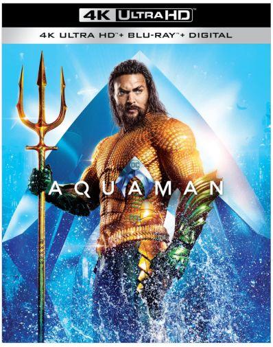 Aquaman - 4K Blu-ray Package - 01