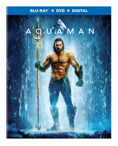 Aquaman - Blu-ray Package - 01